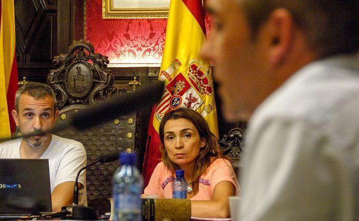Presentación de mociones. Foto:J.Plasencia.
