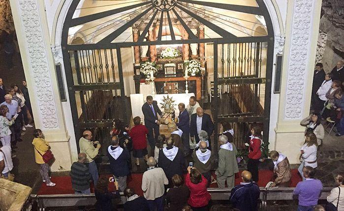 Altar del Santuario. Foto: A.Ibáñez.