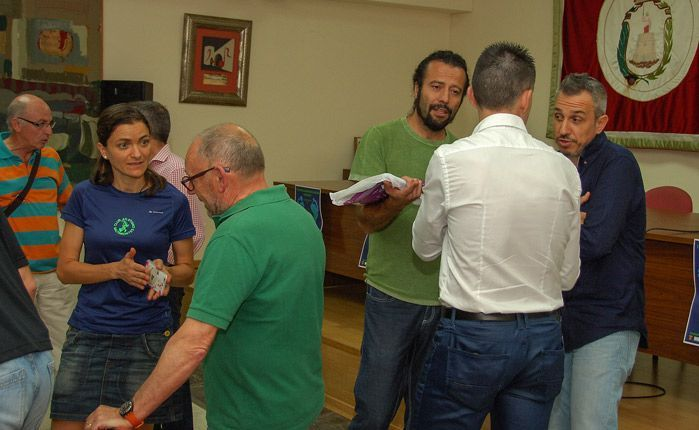 Salón de Alcaldes. Foto:J.Plasencia.