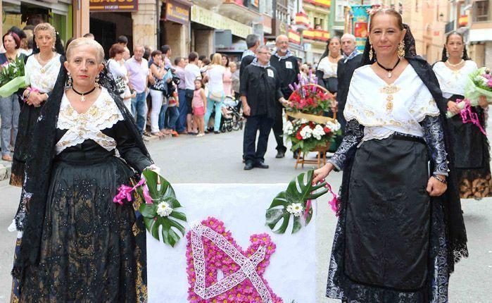 Flores para la Blanca Paloma.