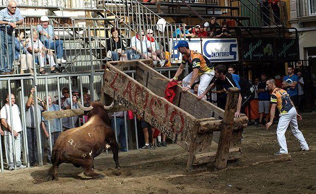 Festiva recta final en Navajas