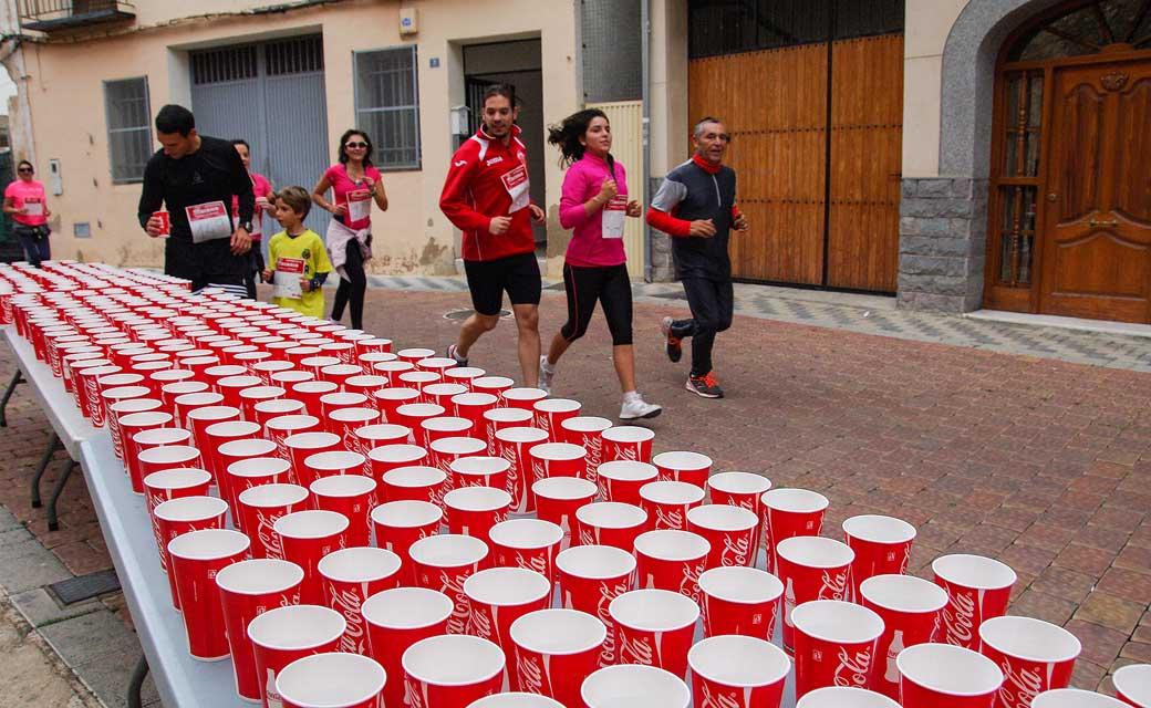 Corredores de la carrera. Foto:J.Plasencia.