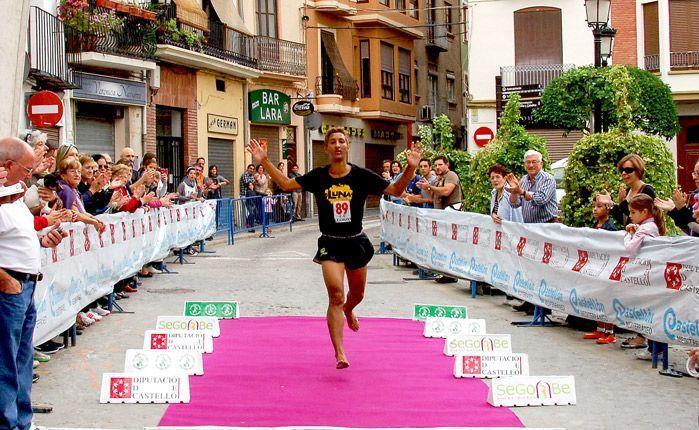 Karim El Hayani vencedor del descalcismo en Segorbe