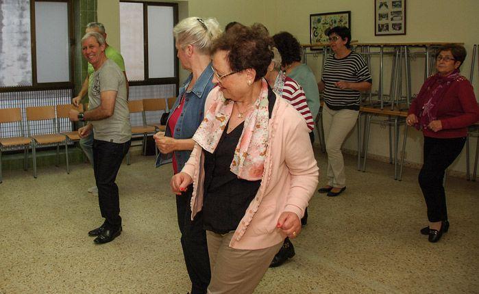 Curso de baile. Foto: José Plasencia.