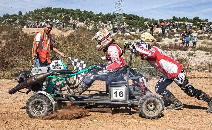 II Rally Mulas Segorbe 2015