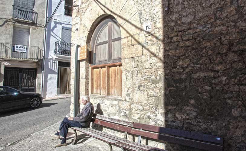 Viver reclama al Obispado una ermita