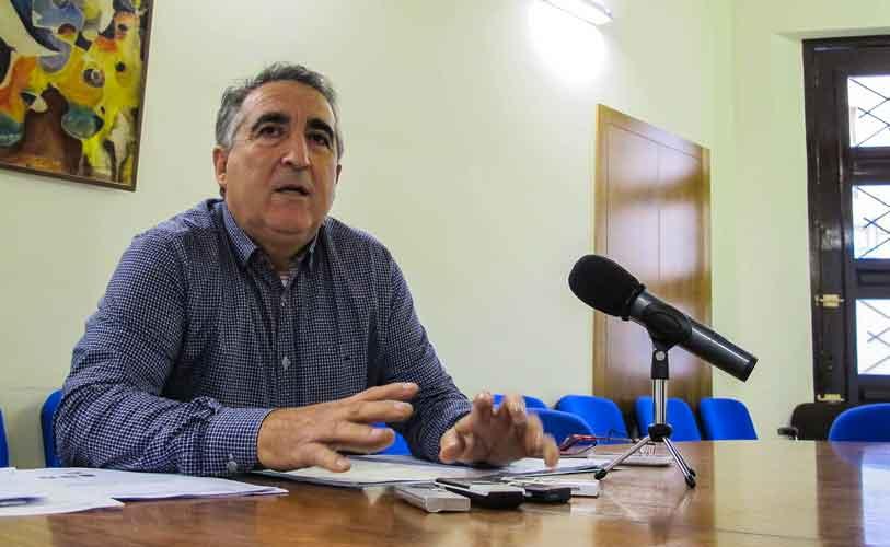 Luis Gil. Foto:J.P.