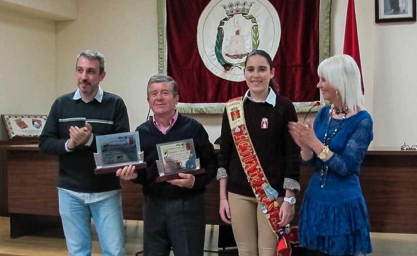 Premio Jubilación. Foto:Ch.T.