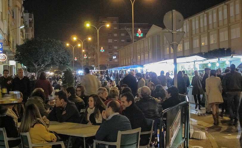 Avenida España. Foto:J.Plasencia.