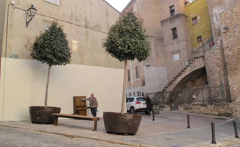 Nueva fuente en San Antón