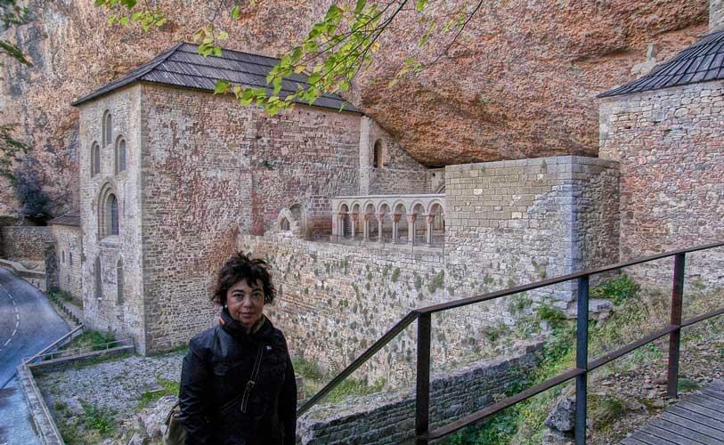 Monasterio Viejo. Foto:J.Plasencia.