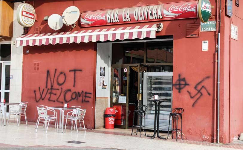El bar es un concurrido establecimiento. Foto:R.Martín.