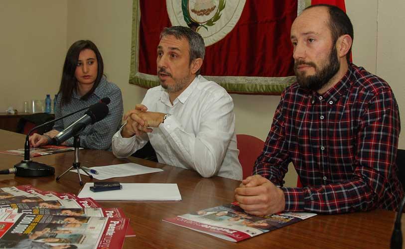 Presentación de la revista. Foto:J.Plasencia.