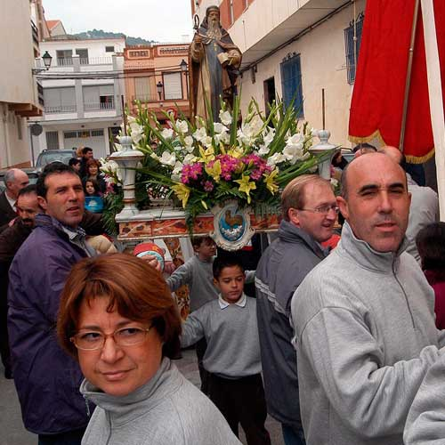 Altura celebra San Antón
