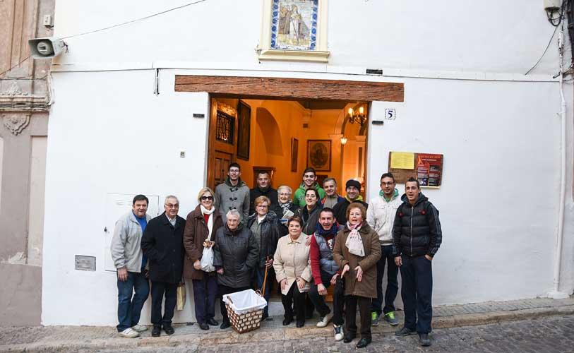 actos dedicados a San Antón
